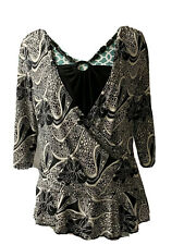 Creative Design Works Inc L Tunic With Necklace