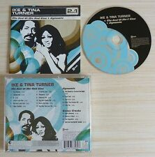 CD ALBUM THE SOUL OF IKE AND TINA DYNAMITE IKE & TINA TURNER 21 TITRES
