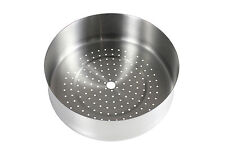 CONCORD Stainless Steel Steamer Tray for Cookware Pots Pans. Available in 6 Sz