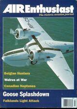 AIR ENTHUSIAST AEQ 76 RCAF RCN CANADA LOCKHEED NEPTUNE_TBM-3W_GRUMMAN GOOSE