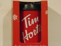 "Tim Hortons Christmas Tree Ornament ""Coffee Cup"" Canada NIB 2019"
