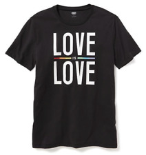 Love Is Love Pride LGBT Human Rights Love Wins Premium T-Shirt Old Navy Size XL