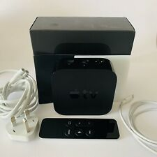 Apple TV 4th Generation 🍎 Media Streamer Including Remote WiFi AirPlay 🍏HD