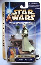 Star Wars SAGA Padme Amidala secret ceremony E II action figure  MOC  417