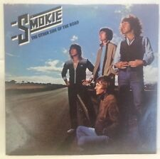 SMOKIE - vintage vinyl LP - The Other Side Of The Road - w/sleeve & lyrics