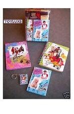 Disney HIGH SCHOOL MUSICAL STATIONARY School Set Photo Address Note Book Pen Key