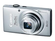 Canon PowerShot ELPH 115 IS / IXUS 170 16.0MP Digital Camera - Silver