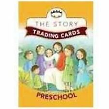 The Story Trading Cards - For Preschool : Pre-K Through Grade 2 by Zondervan...