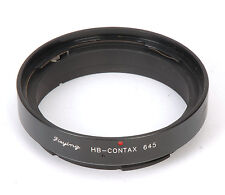 Hasselblad lens For Contax 645 Adapter