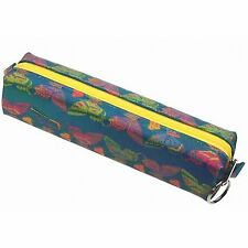 Rainbow Butterfly Pencil Case Lenticular Large Color-Changing #R-107-GLOBO#