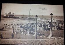 Vintage Printed Postcard: NETHERLAND - Scheveningen (panorama)