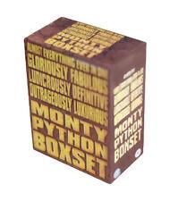 MONTY PYTHON - ALMOST EVERYTHING BOXSET -15 DISCS  - NEW/SEALED - FREE P&P