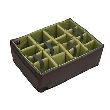 Green padded divider fit Peli1560 Pelican a-mode (no case) OGD green