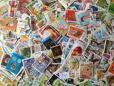 500 Different Sri Lanka Stamp Collection
