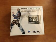 Archos 604 WiFi Silver (30 GB) Digital Media Player BRAND NEW!!! (500871)