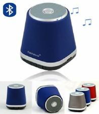 Bases de audio y mini altavoces azules Universal para reproductores MP3 Apple