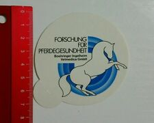 Aufkleber/Sticker: Boehringer Ingelheim Vetmedica GmbH (27051664)