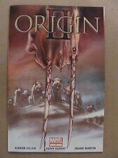 Origin II #1 Marvel Comics 2014 Series Wolverine 9.6 Near Mint+
