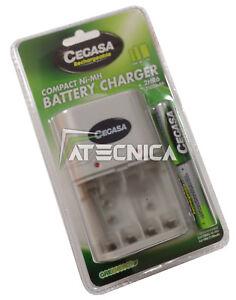 Ladegeräte Akkuladegerät Für Batterien Wiederaufladbar Aa AAA 9V+2 Batterien Aa