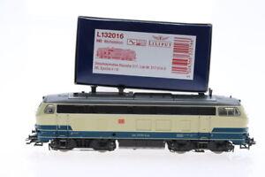 H0 Liliput L132016 DB 217 014-0 Diesellok digital AC OVP/J20