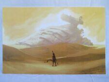 Star Wars Episode VII Rey Art Print by Annie Stoll 17'' x 11''