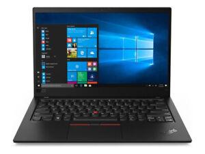 "Lenovo ThinkPad X1 Carbon G7 14"" Core i7 1,8 GHz - SSD 512 Go - 16 Go AZERTY"