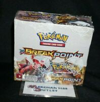 Pokemon TCG XY Breakpoint Booster Packs (36 Sealed Packs)