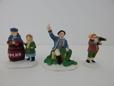 Dept 56 New England Village The Old Man And The Sea #56553 Good Condition