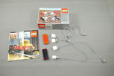 Lego 7861 Railway Train 12V complete with Box + Manual (K49a)