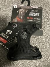 "Canada Pooch ""black"" The Everything No Pull Dog Harness Size Medium Cp01268"