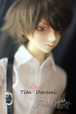 1 3 8-9 Bjd Wig Dal Pullip Bjd Sd Luts Dod Doc Dd Dollfie Doll wigs brown short