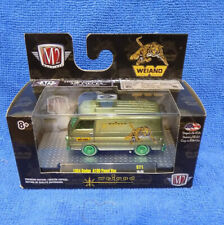 M2 Machines 1964 Dodge A100 Panel Van O'Reillys Weiand Special Edition Chase