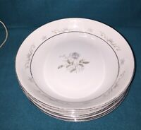 Fremont By Fine China Of Japan Coupe Soup Bowls Set Of 6