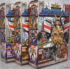 Bandai Tensou Sentai Goseiger GOSEI ULTIMATE Megazord Candy Toy Set of 3