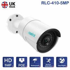 Reolink 5MP PoE IP Security Camera Waterproof Night Vision SD Card Slot RLC-410
