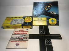 Aurora HO Scale Model Motoring Slot Car Lap Counter. Railroad Crossing, Book Lot