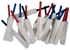 Miniature Cricket Bats, Mini Autograph, 12 or 18 inch, Ebay Only, 1 to 25 Bats