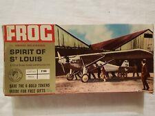 Frog F166 Spirit of St. Louis 1:72 Neu und eingetütet