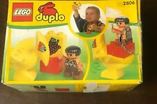 Lego Duplo Set 2806 Mini Dinosaur 1997 NIB Duplo Set
