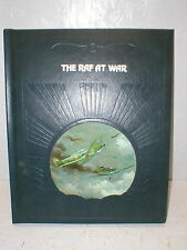 THE RAF AT WAR (1981 hardbound) Part of Time-Life Epic of Flight Series Book