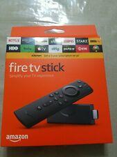 Amazon Fire TV Stick (3rd Gen.) HD Media Streamer with Alexa Voice Remote