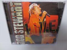 ROD STEWART ~ LIVE ~ 2005 BMG MUSIC ~ MINT CD