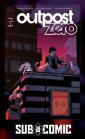 OUTPOST ZERO #3 (IMAGE 2018 1st Print) COMIC