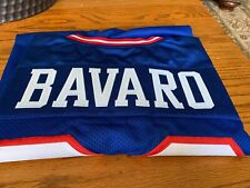 MARK BAVARO AUTOGRAPHED JERSEY AUTHENTIC