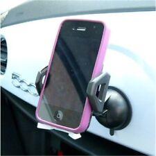 Support de voiture de GPS noirs pour téléphone mobile et PDA