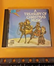 A Treasury of Christmas Music CD Charlie Byrd Anita Bryant Ray Price Jimmy Dean