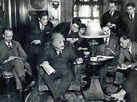 PHOTOGRAPHY 1934 ALBERT EINSTEIN ART POSTER PRINT LV3582