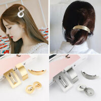metall hairgrips geometrie haarspange mädchen hairgrips schachtelhalm - clip