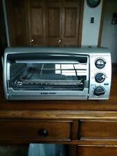 Black & Decker Toast-R-Oven TRO480BS