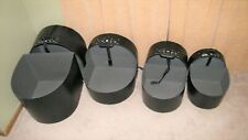 Nomad 4-Piece Fiber Drum Case Set - Sizes - 16, 14S, 12, 10